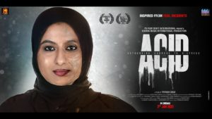 ACID – Astounding Courage In Distress Movie