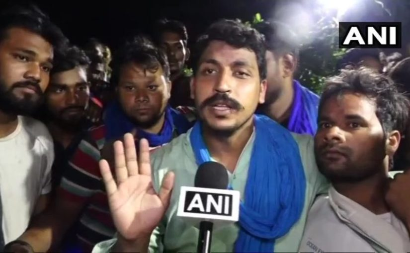 Bhim Army chief Chandrashekhar Azad in police custody, 40 people detained