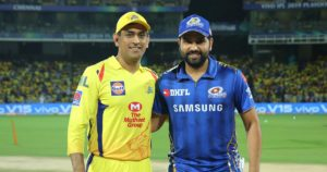IPL 2020 - Mumbai Indians vs Chennai super kings dream11 prediction