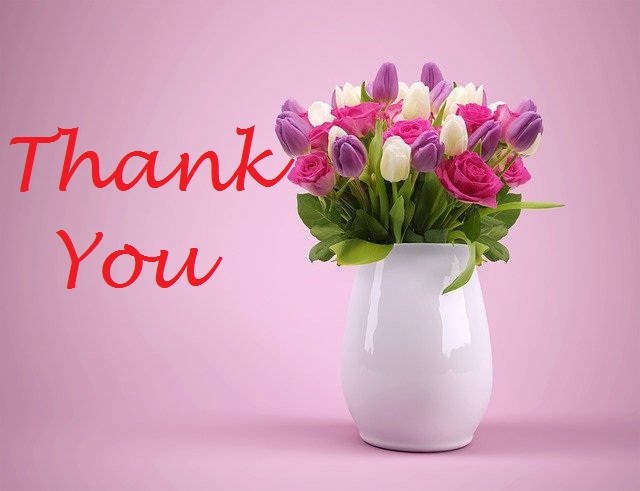 thank you image for greetings