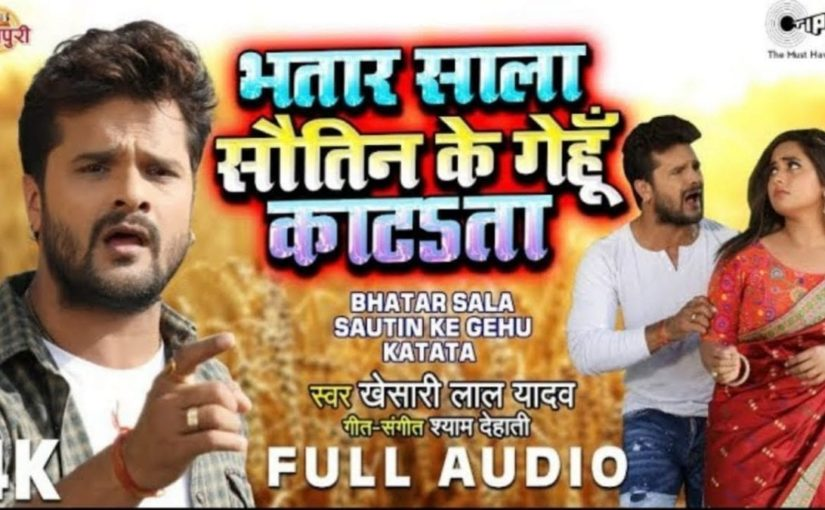 Bhatar sala sautin ke gehu katata lyrics in hindi
