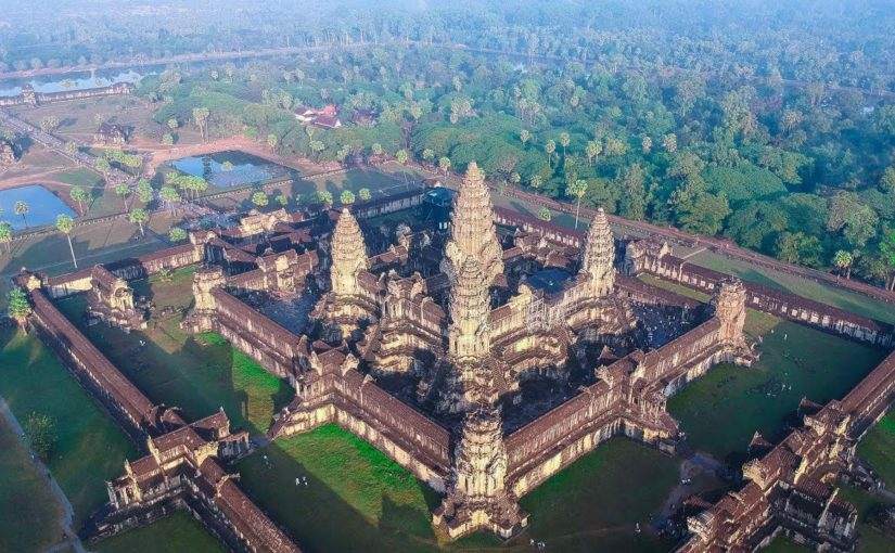 Know about the ancient capital of Cambodia, Yashodharpur