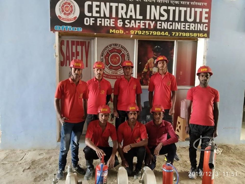 Central Institute Of Fire & Safety Engineering College Kanpur