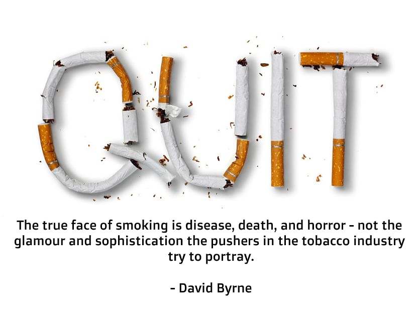 World No-Tobacco Day Quotes 2020