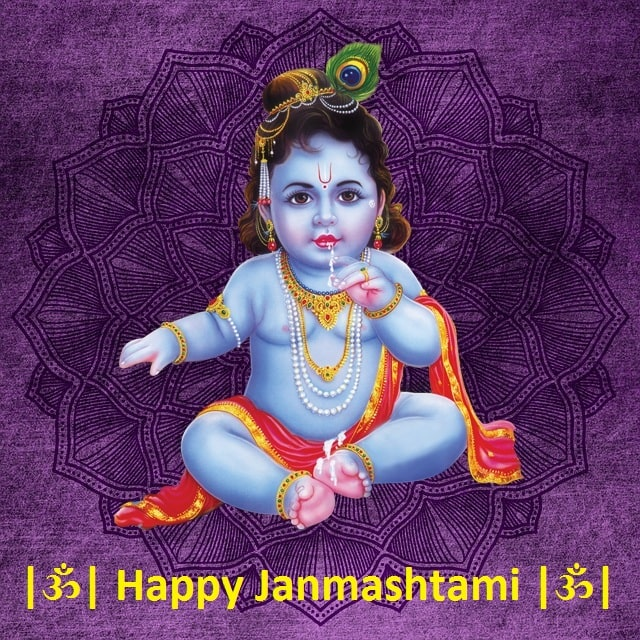krishna janmashtami picture and images