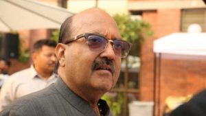 Former Samajwadi Party leader Amar Singh died at the age of 64 today