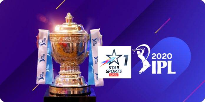 IPL 2020 live broadcast & live streaming
