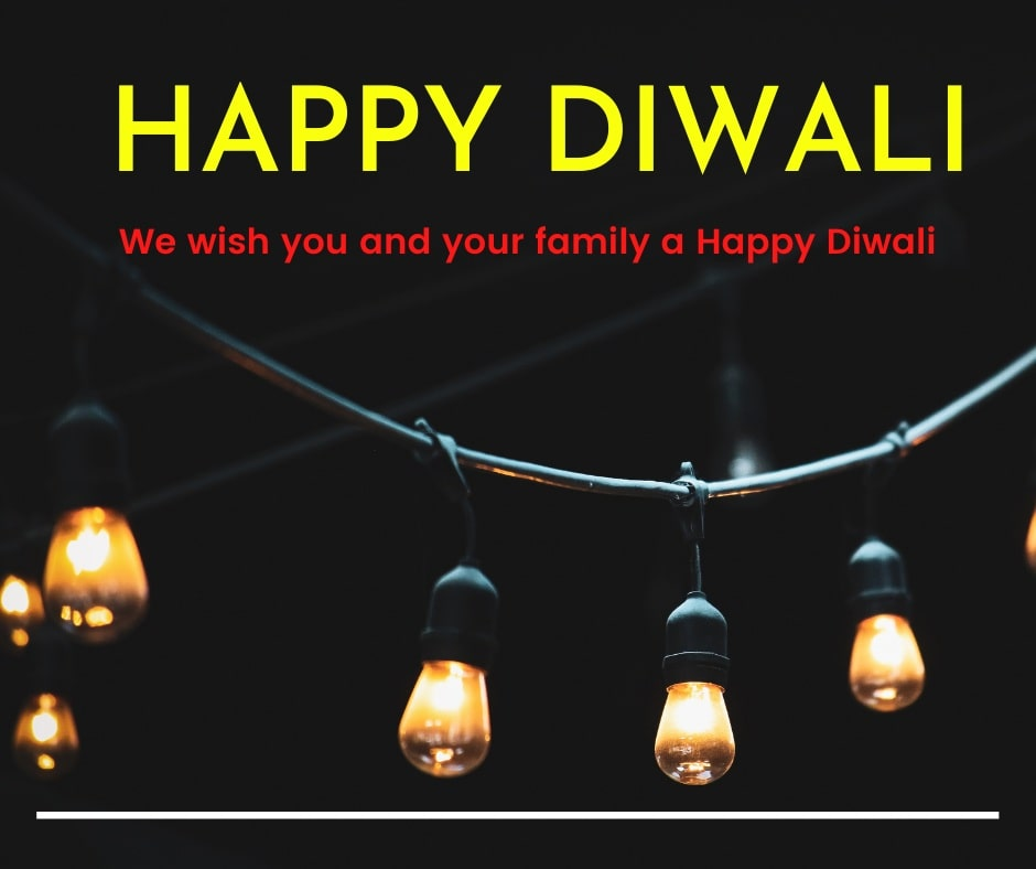 wish you happy diwali