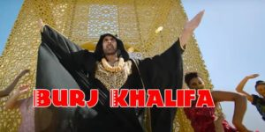 ji karda dila du tenu burj khalifa lyrics in hindi