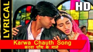 karwa chauth song list