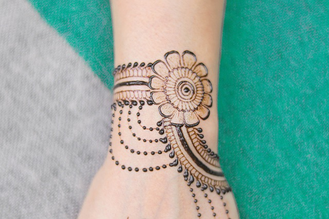Mehandi Design for Party