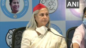 Jaya Bachchan campaigns for TMC Bengal election