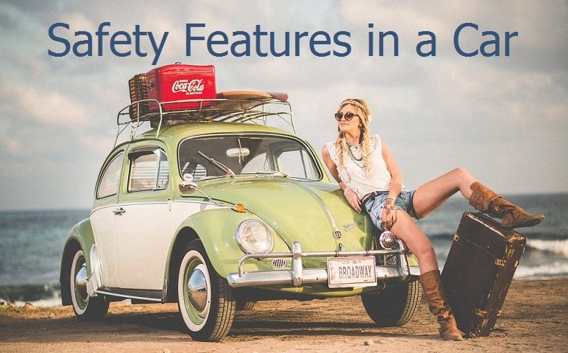 Safety Features in Car