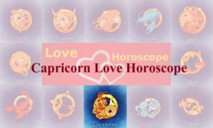 capricorn-daily-love-horoscope